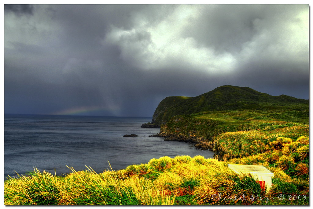 S And B Filters >> Storm over Gough Island | Stormy weather over Gough Island ...