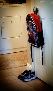 retired backpack | by I Should Be Folding Laundry