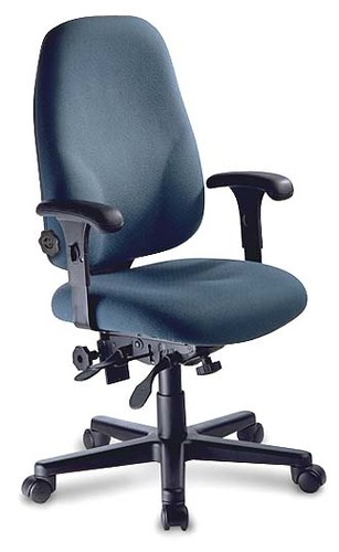 high back chair ergonomic office chairs wider deeper ergo flickr. Black Bedroom Furniture Sets. Home Design Ideas