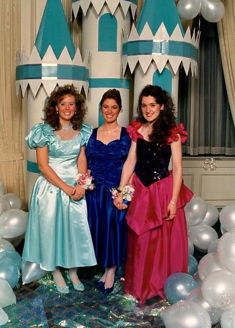 PCS Senior Prom 1991 | Douglas Coulter | Flickr