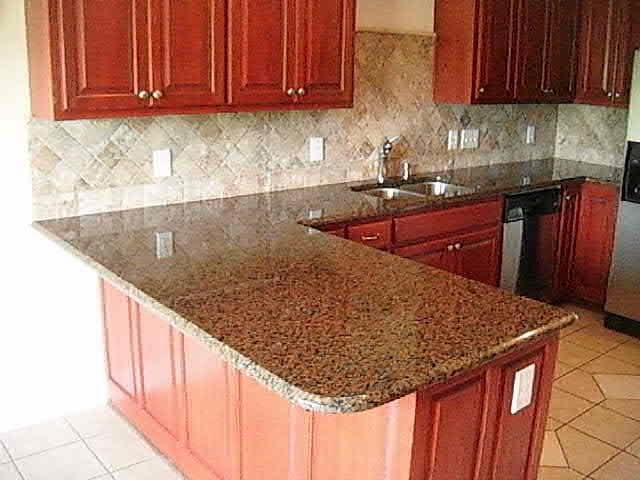 Granite Countertops For Kitchens Photos