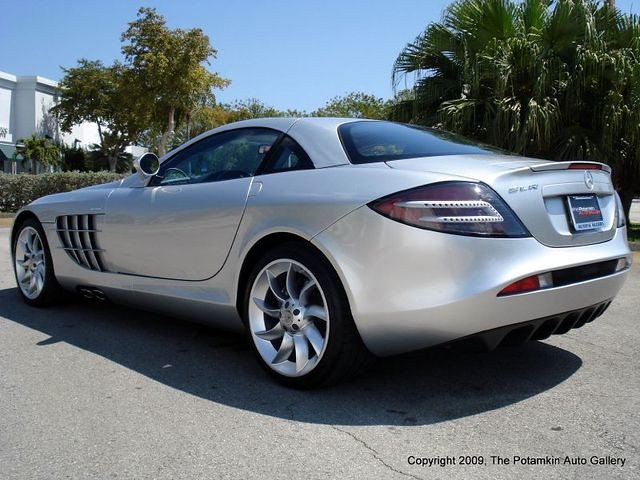 2005 mercedes benz slr miami florida 2005 mercedes for Miami mercedes benz dealers