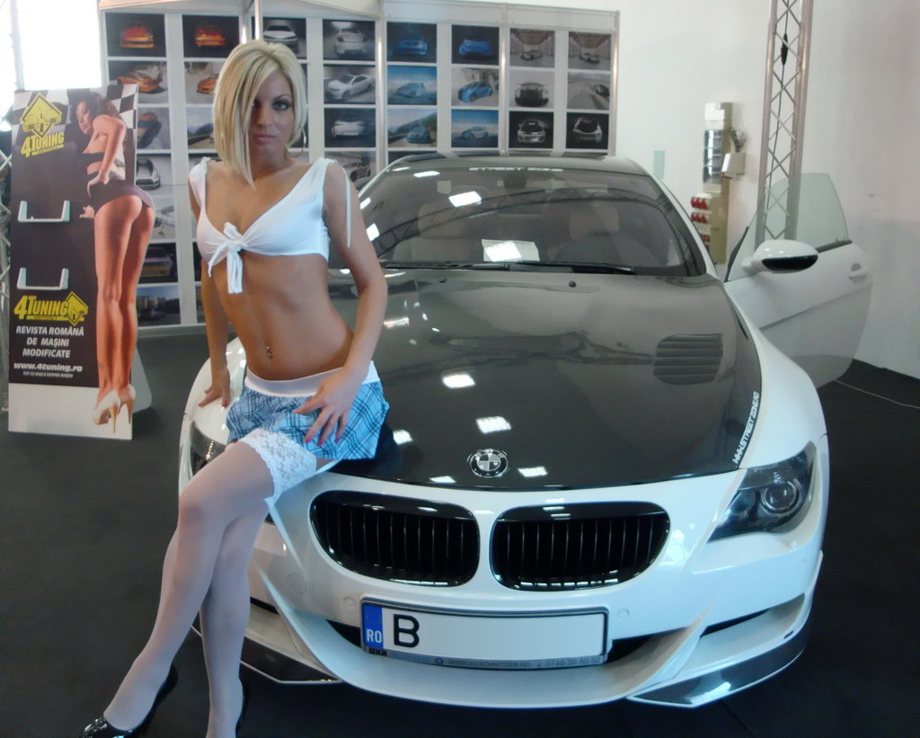 Tuning Show 2009 Babes Visit Automotor Www Automotor