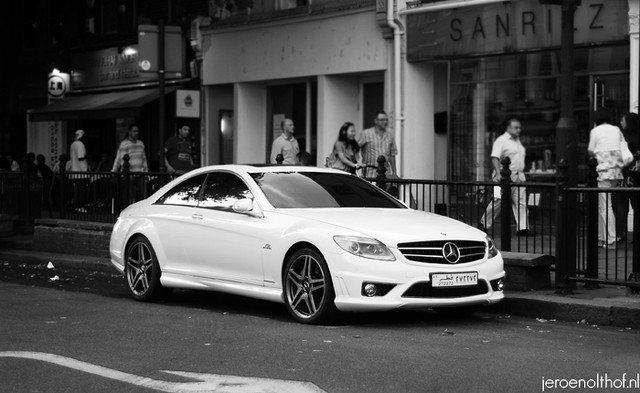 mercedes-benz cl 65 amg c216 | jeroen olthof | flickr