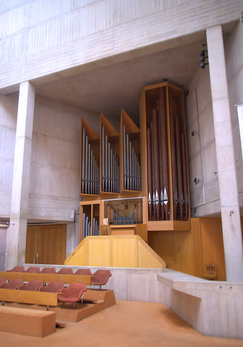 Rieger Organ, Clifton Cathedral | by John D McDonald