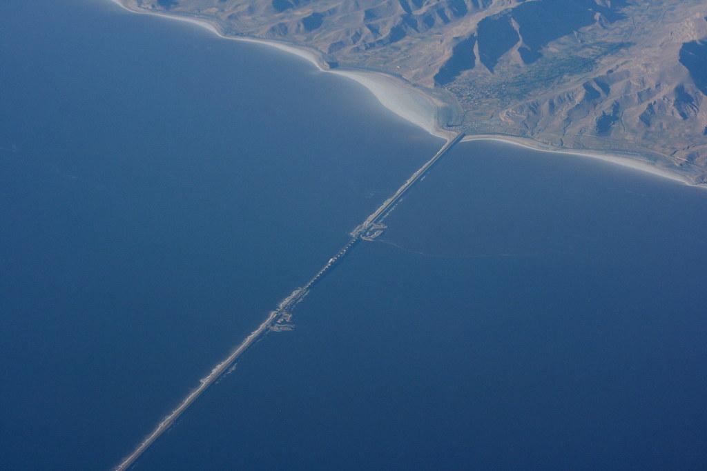 Urmia Lake Brige