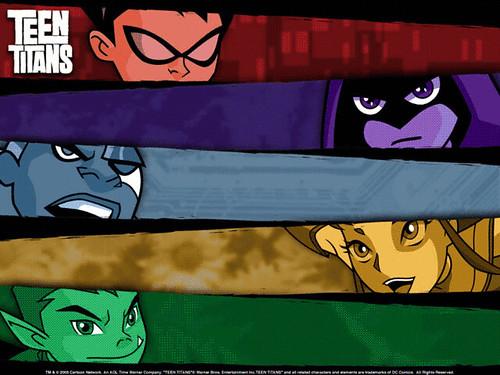 Teen Titanss Members  Lamoanh96  Flickr-6656