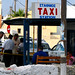 12 Fira Taxi station