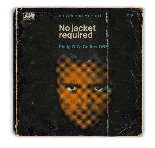 Phil Collins: No Jacket Required | by Littlepixel™