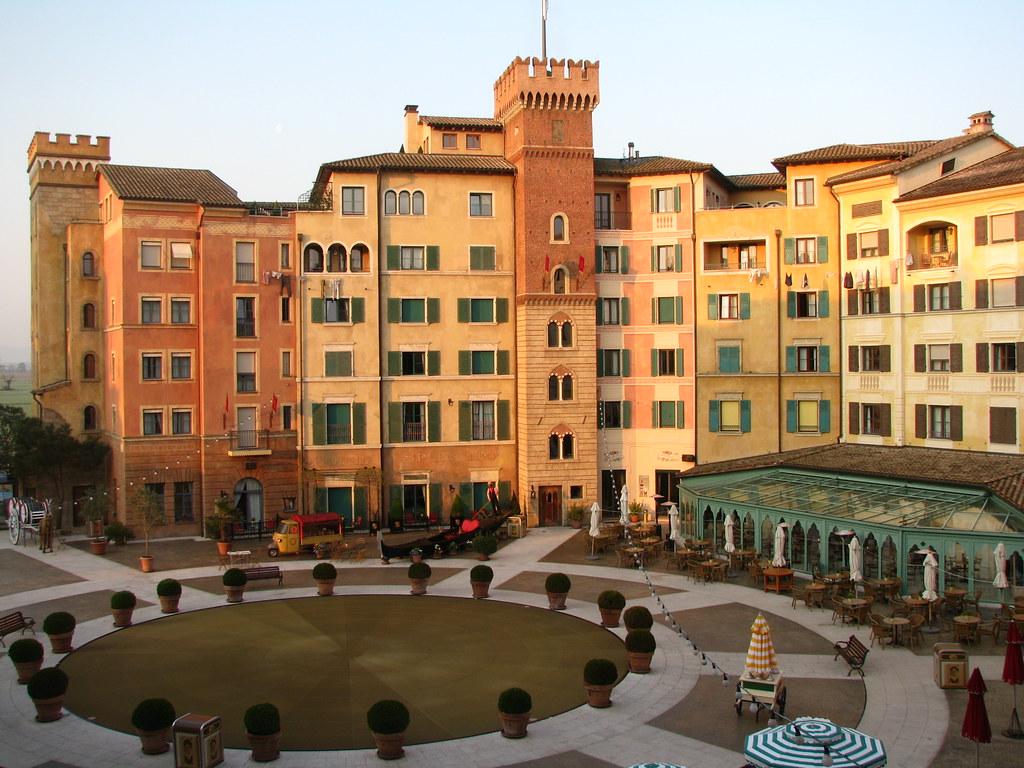 Europa Park Hotel Parc