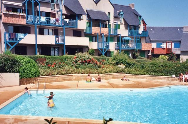 Piscine domaine de la varde saint malo france sylvie for Camping st malo avec piscine