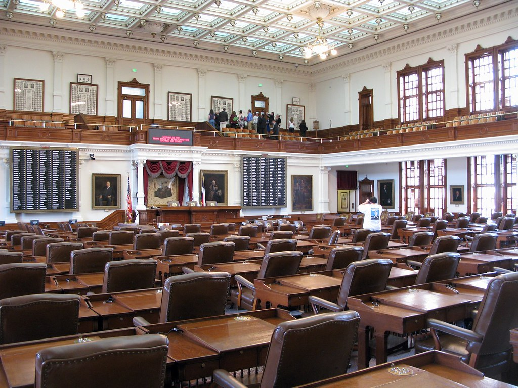 Texas house of representatives chamber here 39 s the house for The texas house