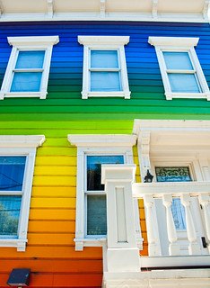 05.20.09 : Rainbow House Revisited | by PJ Taylor Photo