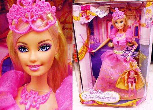 Girls Barbie Toys Room