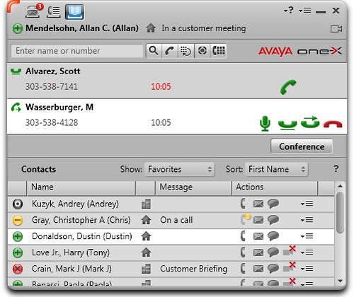 Avaya One X 174 Communicator This Software Product Is An