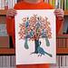 Peacock Tree prints