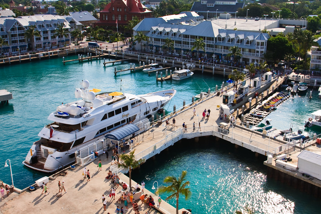Where does Carnival dock in Key West? - Carnival Cruise ...