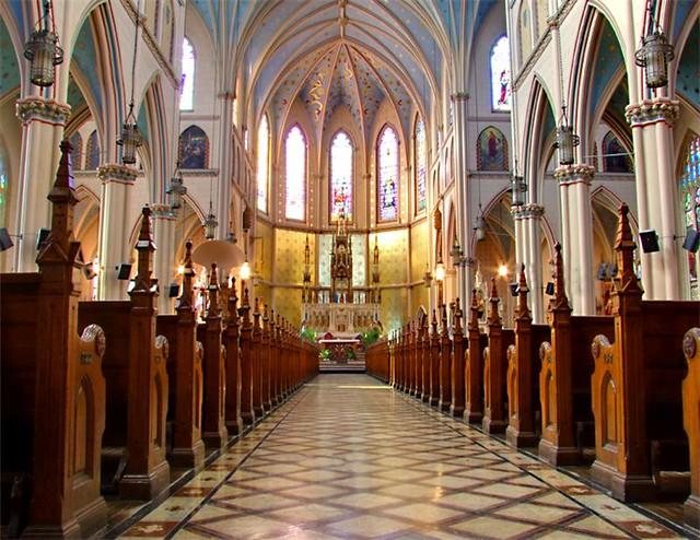 St. Anne Catholic Church, Detroit Michigan   © Ken Morrocco …   Flickr
