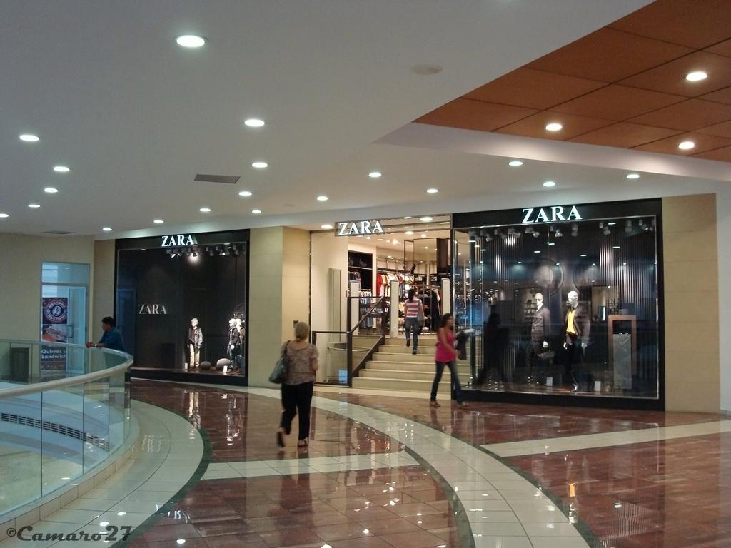 Lifestyle center la gran via tienda de ropa zara centro - Zara gran via telefono ...