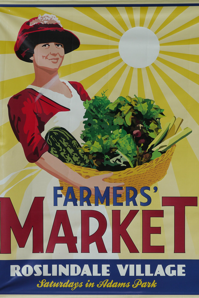 roslindale village farmers market poster roslindale villa