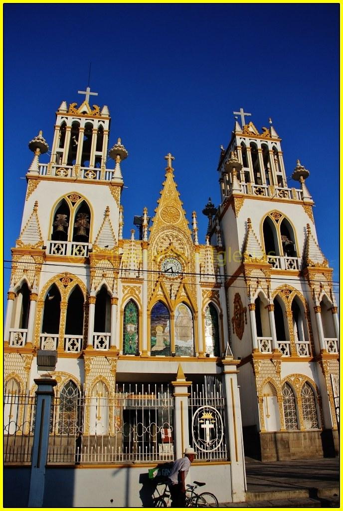 templo nuestra se241ora del carmenhuejotzingoestado de pue