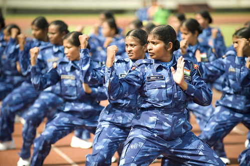 UNMIL Honours Indian Police Officers | by United Nations Photo