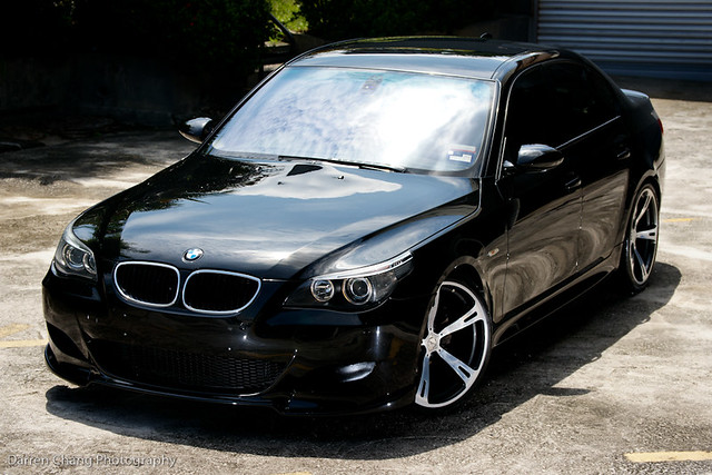 Bmw E60 Black Sapphire Met 4 Bmw E60 Showcar Detailing