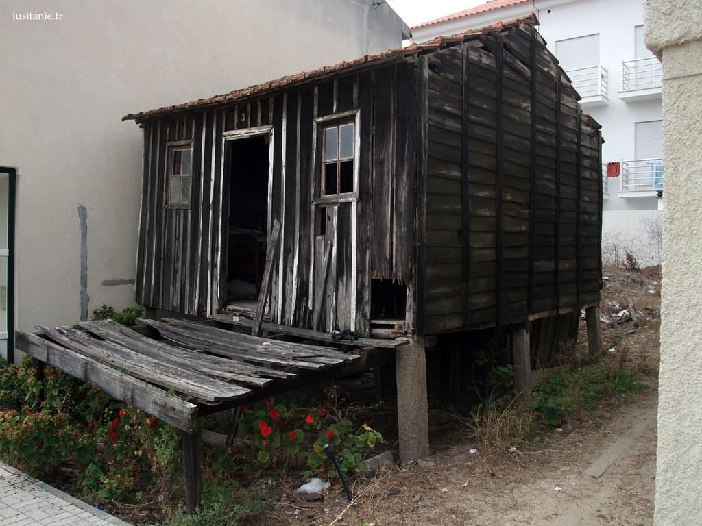 Certains palheiros, maisons pour la paille, font honneur à leur nom