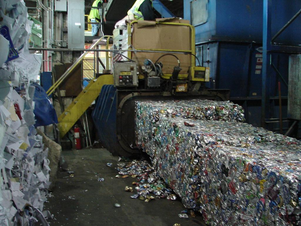 Rumpke Recycling Tour