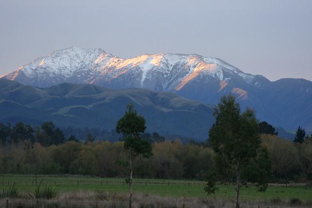 Geraldine New Zealand  city photos : Mt Peel near Geraldine, New Zealand | Flickr Photo Sharing!