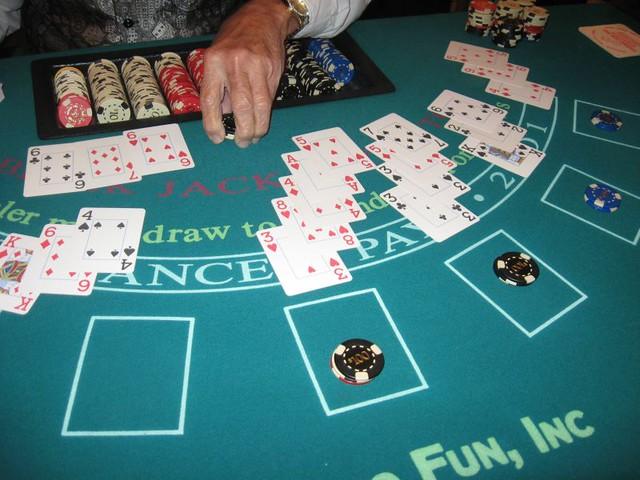 Blackjack silver games