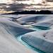 Twist and turn: Petermann Glacier