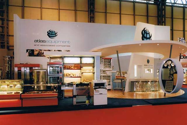 Exhibition Stand Supplies : Atlas equipment exhibition stand european con
