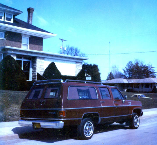 Schaetter Suburban Coach The Saether Funeral Home 109