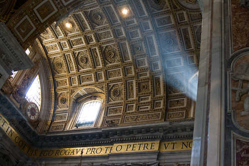 St Peters, Rome | by Flat You Lent