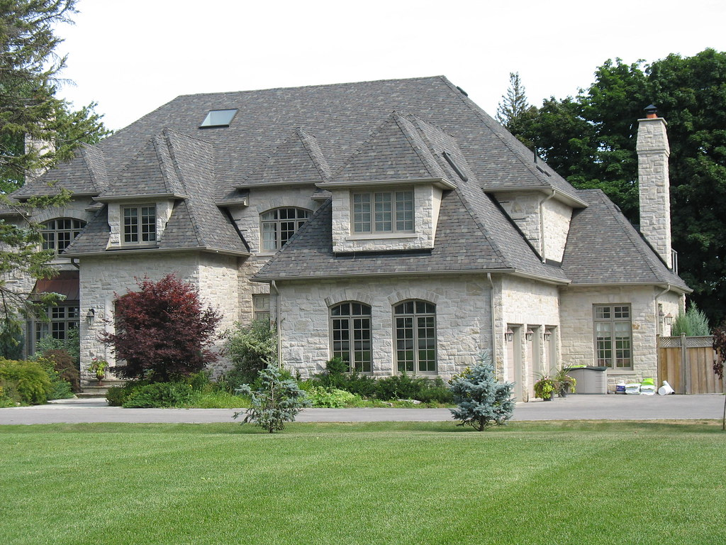Indiana Limestone House Scarborough Cwb Mtl Flickr