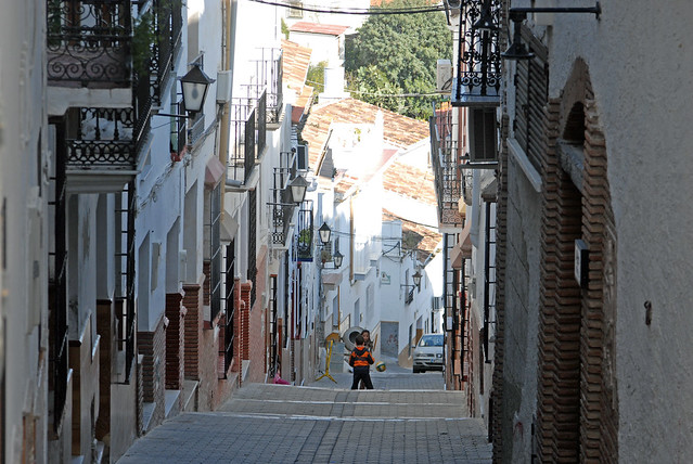 Alora Spain  City new picture : village Street Alora Spain | Flickr Photo Sharing!