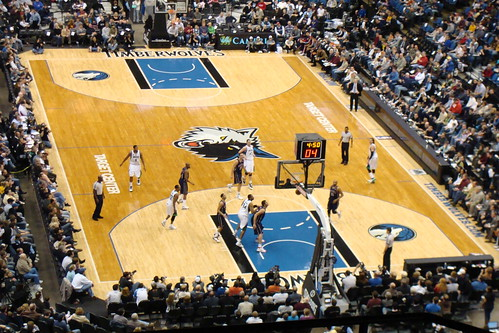 Target Center Court | Flickr - Photo Sharing!