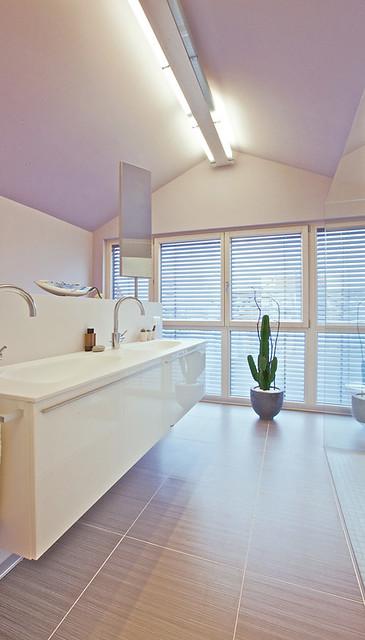 musterhaus classic linz badezimmer modernes design in verb flickr. Black Bedroom Furniture Sets. Home Design Ideas