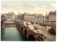 Glasgow Bridge, [Glasgow, Scotland] (LOC) | by The Library of Congress