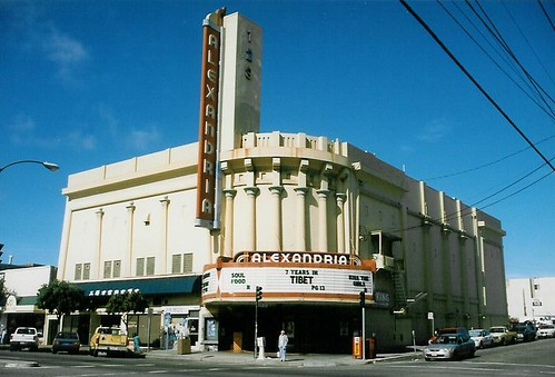 Alexandria Theater San Francisco CA 10-97 2 | by kpdennis