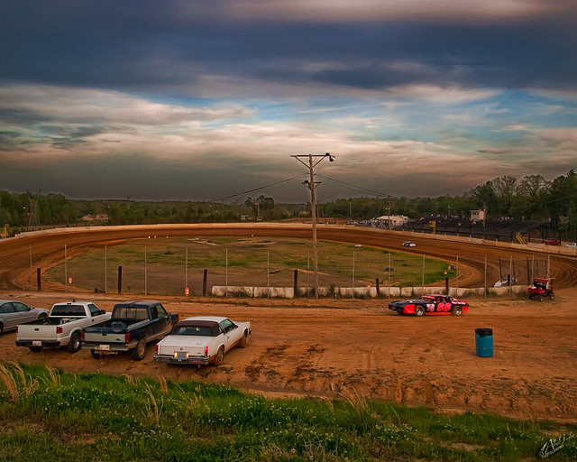 The camden motor speedway flickr photo sharing for Motor inn spirit lake iowa