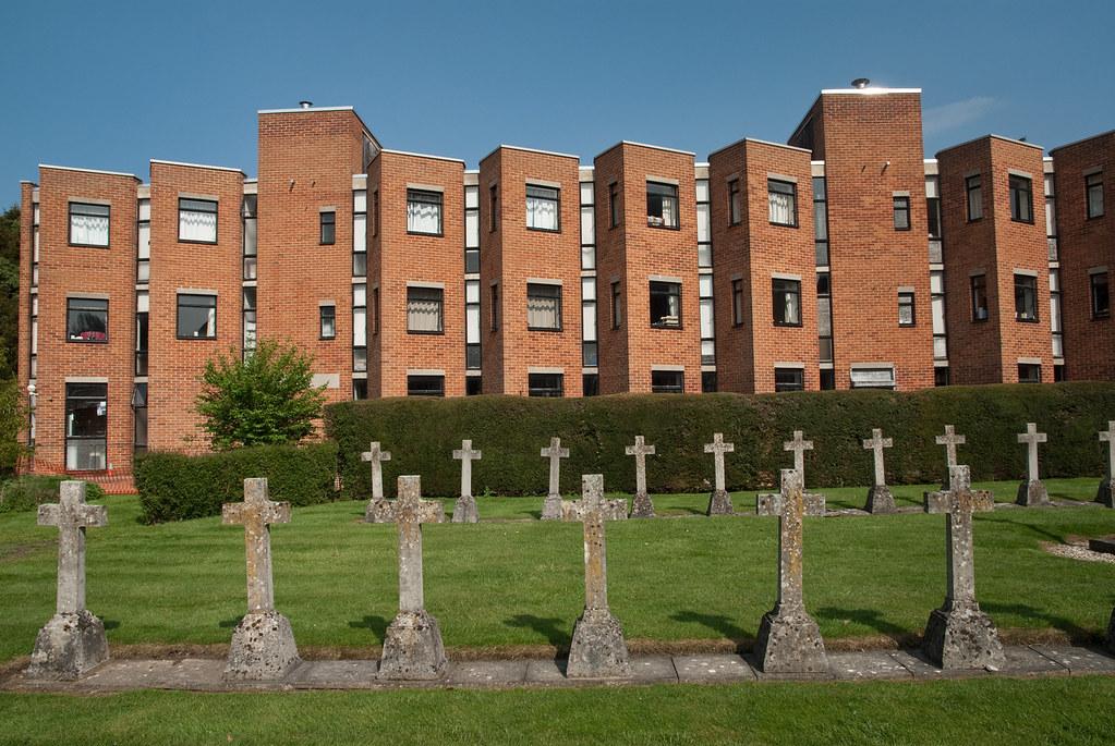 Douai Abbey Douai Abbey Is A Benedictine Abbey At