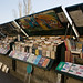 book market on the Seine