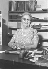 Librarian Edith Pickles | by chelmsfordpubliclibrary