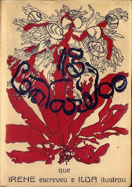 Irene Lisboa, Ilda Moreira, 13 Contarelos, 1926 - cover