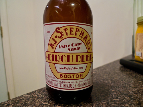 AJ Stephans Birch Beer | by ehfisher