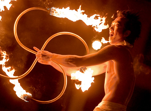 fire poi expo | by john curley