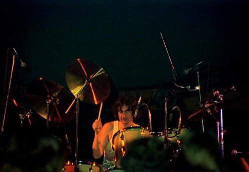 1977 - Pink Floyd - Nick Mason,dr