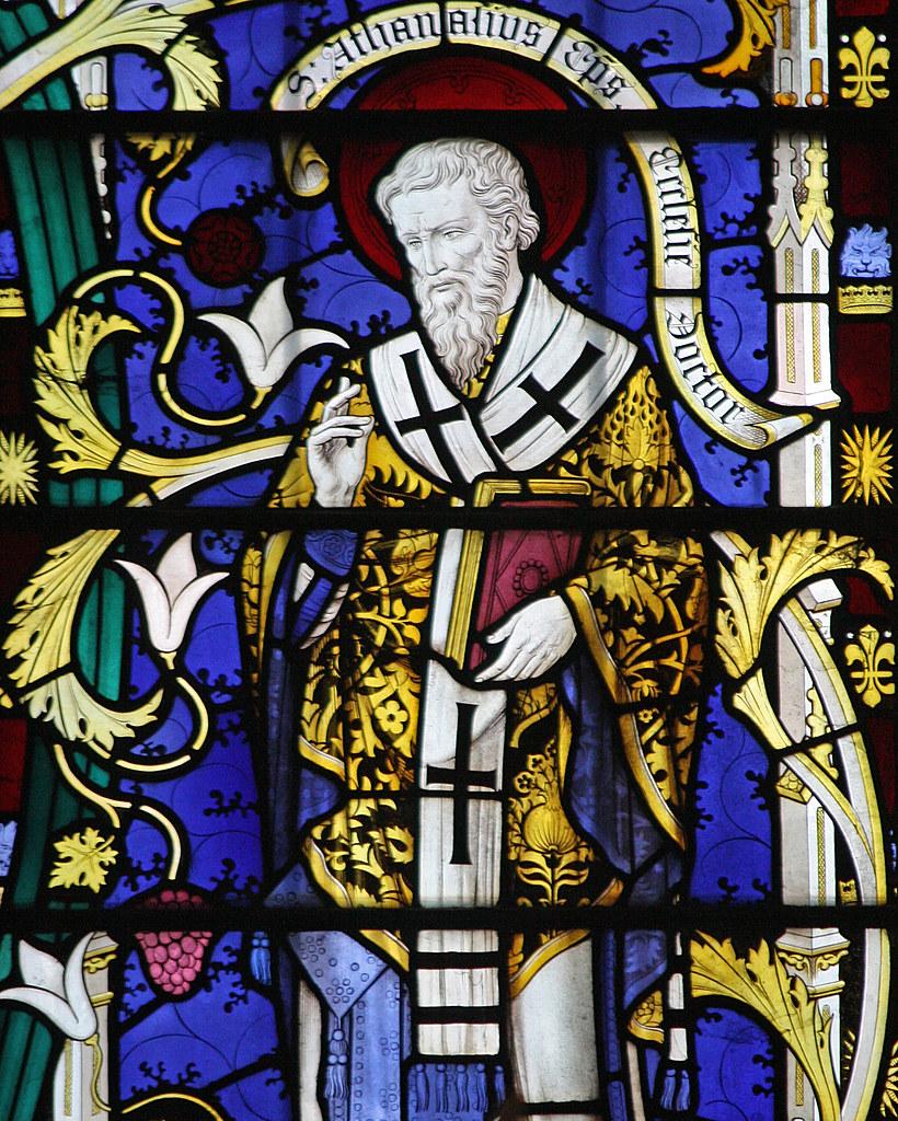 Athanasius Critical Essays